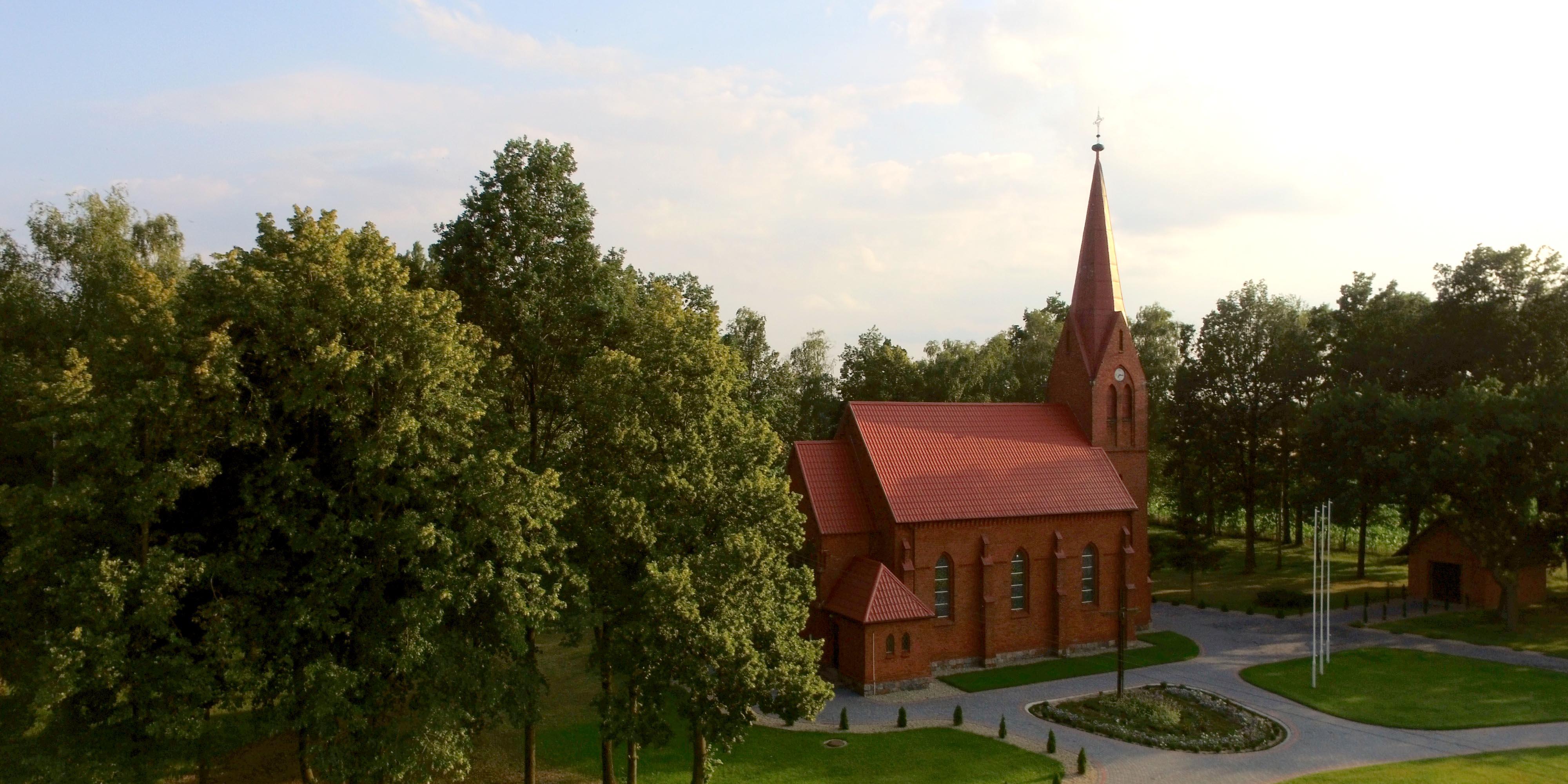 Kościół Jeziora Wielkie
